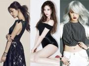 Nhân vật đẹp - Người đẹp nhất thế giới lạ mắt trong những kiểu tóc mới