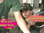 """Làm mẹ - Tập 18 Bố ơi: Con trai Trần Lực 'thẳng tay"""" phạt bố"""