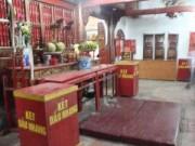 Tin tức - Nam Định: Kiểm tra việc hòm công đức bủa vây Phủ Dầy