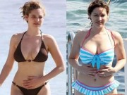 Làm đẹp - Khi người nổi tiếng tăng cân không kiểm soát