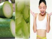 Làm đẹp - Bí đao: thực phẩm giảm cân tự nhiên an toàn