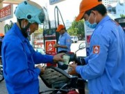 Tin tức - Xăng dầu ngấp nghé tăng giá
