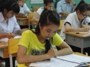Giáo dục - Kỳ thi THPT quốc gia 2015: Hồi hộp chờ phân bổ cụm thi