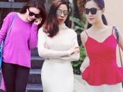 Thời trang Sao - Thời trang đầu năm rạng rỡ của sao Việt