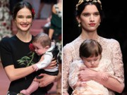Thời trang - Dolce&Gabanna đưa mẫu nhí lên sàn catwalk