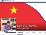 Y tế - Facebook bị chê đơn điệu, Thư ký Bộ trưởng Tiến nói gì?
