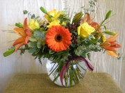 Trang trí nhà cửa - Cắm hoa đẹp chẳng khó như ta tưởng