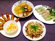 Bếp Eva - Gợi ý mâm cơm chay đơn giản cúng Rằm