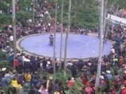 Tin trong nước - Hàng nghìn người chen chân tham dự lễ hội Vua Mai
