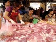 Mua sắm - Giá cả - Sát Rằm tháng Giêng: Thực phẩm ế ẩm dù giá giảm