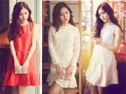 Mặc đẹp mỗi ngày - Mùng 8-3: Chọn váy điệu mà không 'sến'