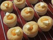 Bếp Eva - Bánh bông lan trứng muối lót dạ buổi chiều