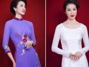 Ảnh đẹp Eva - MC Thanh Mai dịu dàng mừng ngày 8/3