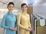 Eva tám - Áo dài của tiếp viên hàng không hay lối ứng xử...