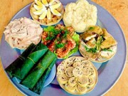Bếp Eva - Cách cúng Rằm tháng Giêng của người dân xứ Nghệ