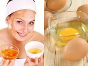 Làm đẹp - Bất ngờ với hiệu quả dưỡng da từ mặt nạ trứng