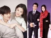 Nhân vật đẹp - Những 'cặp đôi' xuyên biên giới của làng giải trí châu Á