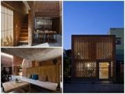Nhà đẹp - Đà Nẵng: Nhà gạch nung nửa tỷ của gia đình nhỏ
