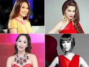 """Truyền hình - Điểm danh những """"nữ hoàng ghế nóng"""" của showbiz Việt"""