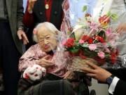Chuyện lạ - Cụ bà già nhất thế giới mừng sinh nhật thứ 117