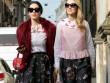 Thời trang - Thời trang đôi tuyệt đỉnh của các dân chơi thời trang