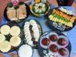 Bếp Eva - Chị em chia sẻ mâm cỗ cúng Rằm tháng Giêng