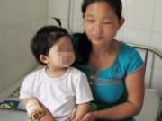 Tin tức - Bé gái 14 tháng tuổi nguy kịch vì hóc hạt dưa