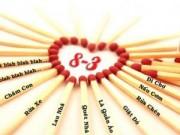 Tình yêu - Giới tính - Lời chúc mừng ngày 8/3 hài hước nhất