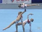 Clip Eva - 3 mỹ nhân thể thao Ukraina đẹp khó tả