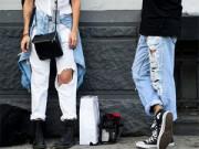 Tư vấn mặc đẹp - 4 xu hướng denim đẹp nhất xuân hè 2015