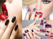 Tư vấn làm đẹp - Cách vẽ nail tuyệt đẹp cho quý cô sành điệu