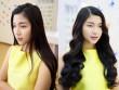 8/3: Xinh lung linh với tóc xoăn sóng to bồng bềnh