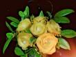 Bếp Eva - Làm hoa xinh xắn từ bột mì trang trí bàn ăn 8/3