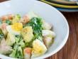 Salad tôm dễ làm cho cuối tuần