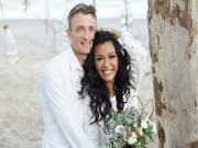 Làng sao - Phương Vy tổ chức đám cưới bí mật với chồng Tây