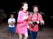 """Làng sao - Hồ Ngọc Hà """"gây bão"""" sau sự cố tai nạn xe hơi"""