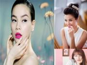 Làm đẹp - Những nốt ruồi duyên tôn nét đẹp của mỹ nữ Việt