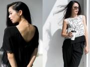 Thời trang - Mặc đẹp nữ tính như nàng người mẫu cá tính