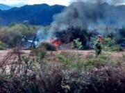 Tin tức - Argentina: Hai trực thăng va chạm trên không, 10 người chết