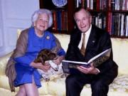 Tình yêu - Giới tính - 70 năm hạnh phúc của vợ chồng cựu Tổng thống G. Bush