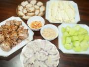 Bếp Eva - Bữa cơm 5 món ngon đầy ắp, ngon mê