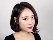 Làm đẹp - Kiểu tóc đang khiến sao Hàn phát sốt