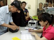 Điều chỉnh lương của cán bộ chờ hưu và hưu trước tuổi