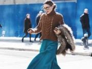Thời trang - Thời trang đường phố đẹp ngất ngây của nàng thơ nước Mỹ