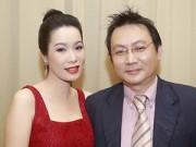 """Làng sao - Trịnh Kim Chi: """"Chồng ốm nghén khi tôi mang bầu"""""""