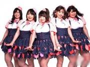 Làm đẹp - Nhóm nhạc nữ nặng tổng 381kg nổi tiếng Nhật Bản