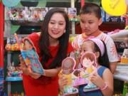"""Tin tức cho mẹ - Thanh Thúy """"mách nước"""" địa chỉ chọn đồ cho bé yêu"""
