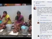 Làm mẹ - Dân mạng thế giới tranh cãi vì clip tắm bé ở Ấn Độ