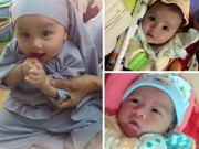 Làm mẹ - Xót xa những em bé bị bỏ rơi xinh như thiên thần