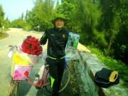 Tình yêu - Giới tính - Chàng trai đạp xe 1071km tặng quà cho bạn gái